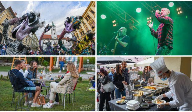 FOTOGALERIJA Evo kako je bilo u petak na Špancirfestu!