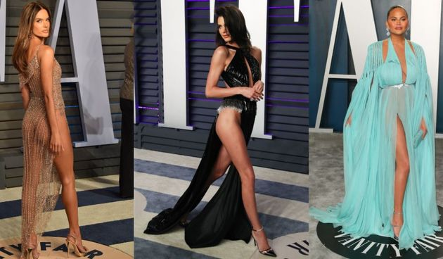 Oscar haljine kroz godine
