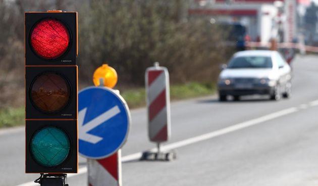 semafor, radovi, privremena regulacija