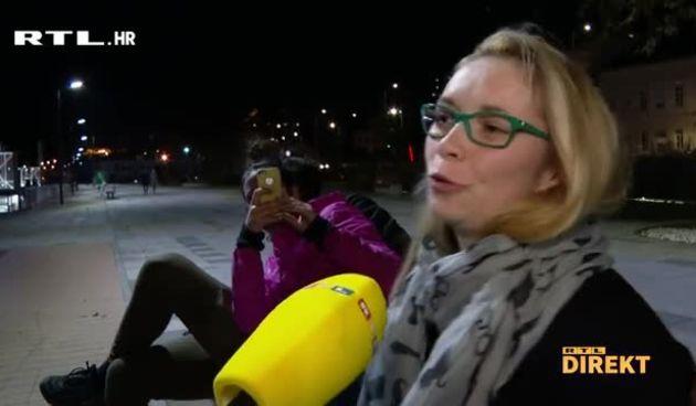 Reportaža iz Beograda. Pišu se kazne, mladi bijesni: 'Ovo je užasno, smrznuta sam, ali neću se cijepiti. Što ćete? Valjda me neće kazniti...' (thumbnail)