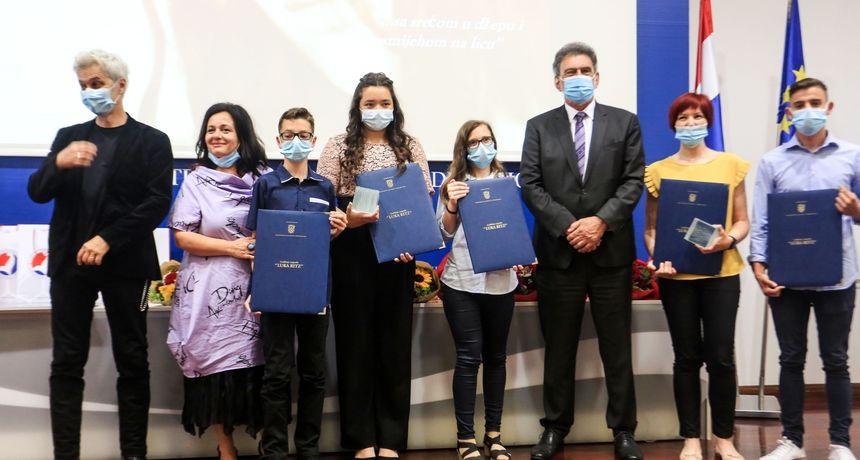 Uručene nagrade 'Luka Ritz' za promicanje tolerancije i škole bez nasilja