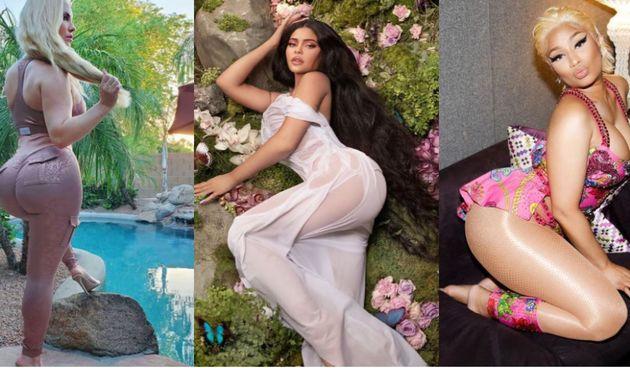 Coco, Kylie Jenner i Nicki Minaj