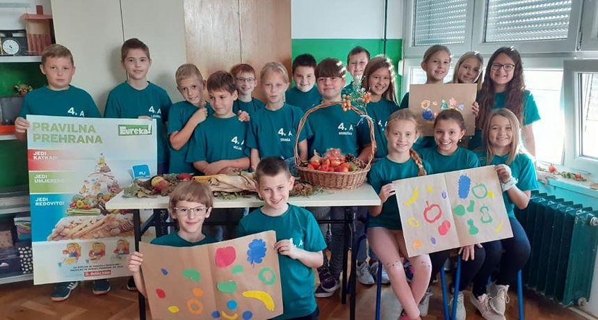 Dječji tjedan u Dugoj Resi obilježen nizom aktivnosti u osnovnim školama i sjednicom Dječjeg gradskog vijeća