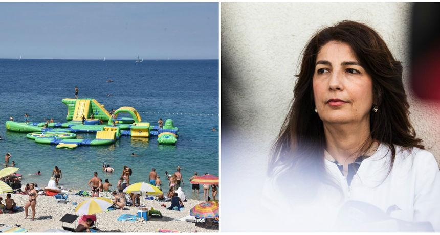 Prenosi li se korona u moru i je li sigurno kupati se, pojašnjava za RTL.hr epidemiologinja