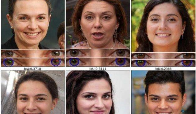 Deepfake fotografije, ilustracija