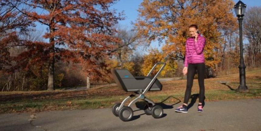 Stvorena prva pametna kolica za bebe na svijetu: sama voze i prate vas u stopu