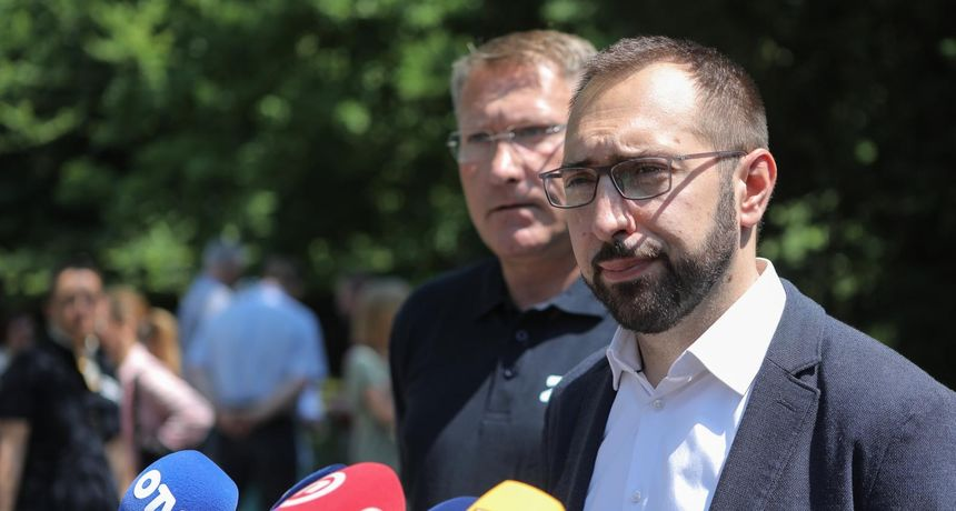 Tomašević se idući tjedan sastaje sa šefom Fonda za obnovu: 'Grad Zagreb nije bio dobar partner, ali će biti'
