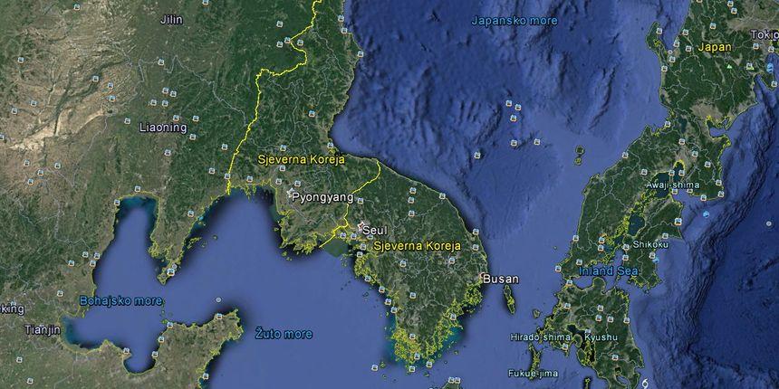 Svi danima pričaju o ženi koja je na Google Earthu našla otok malo 'čudnovatog' oblika...