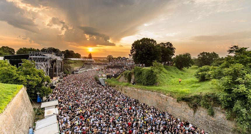 EXIT završen u sunčanom finalu i na povijesnom vrhuncu festivala