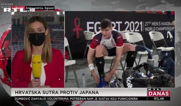 Hrvatska je spremna za utakmicu s Japanom: 'Jedva čekamo da krene' (thumbnail)