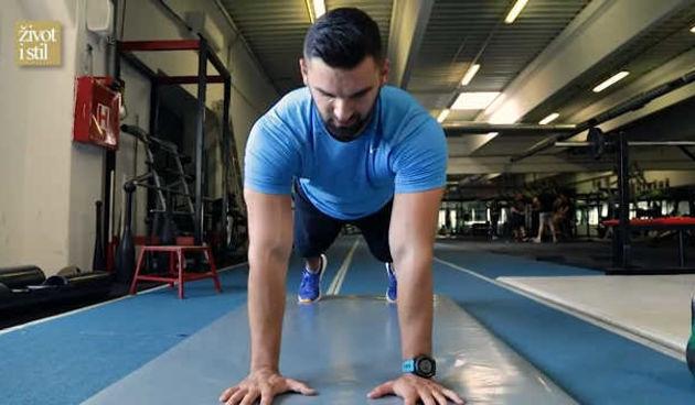 Ivan Brkljačić otkrio kako pravilno vježbati: Kružni trening (thumbnail)