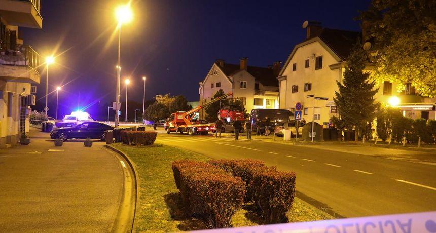 Detalji eksplozije u Stenjevcu: 21-godišnji mladić bombu bacio pod Smarta, pa se u bijegu ozlijedio