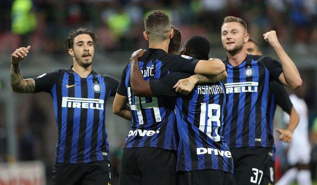 Inter Milan, Šime Vrsaljko