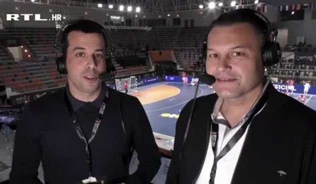Brkić i Kaleb iz Aleksandrije: 'Nadamo se da idemo po pobjedu' (thumbnail)