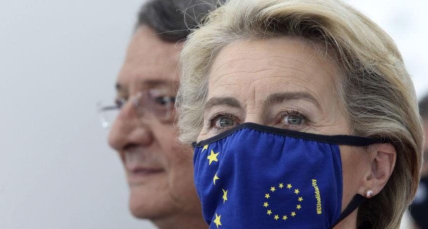 Von der Leyen ističe kako covid-19 još nije poražen: 'EU isporučio dovoljno doza da se cijepi 70 posto odraslih'
