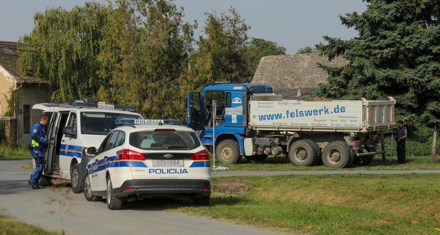 Policija objavila detalje prometne nesreće iz Zmajevca u kojoj je smrtno stradalo 10-godišnje dijete