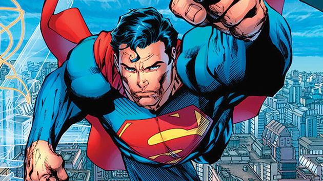 Superman, strip