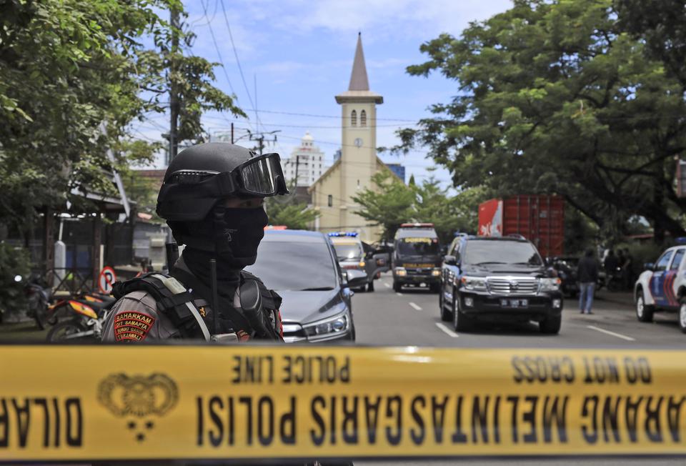 Eksplozija u Indoneziji