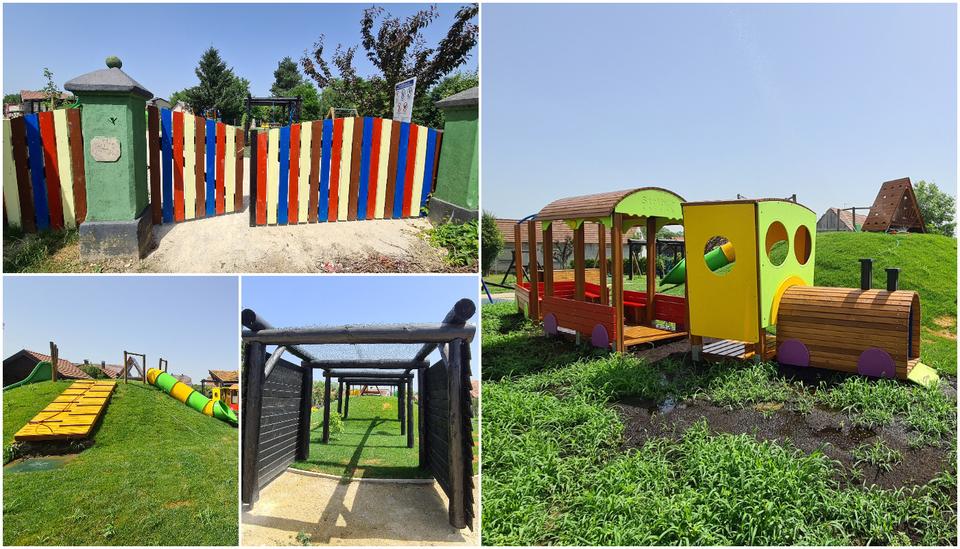 Za Dan grada svečano otvorenje novog dječjeg igrališta u Murskom Središću