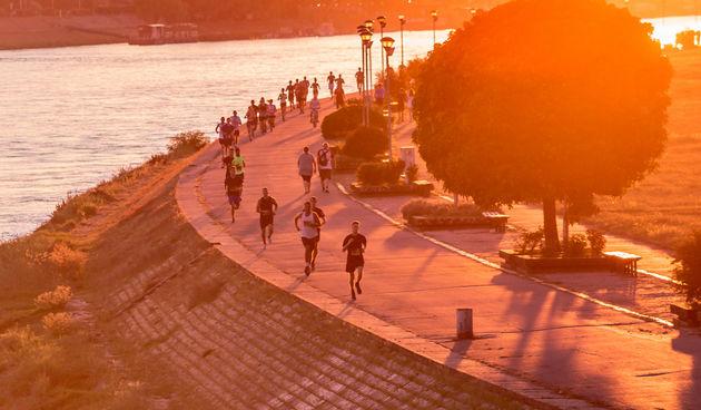 Sunset Run Osijek 2020