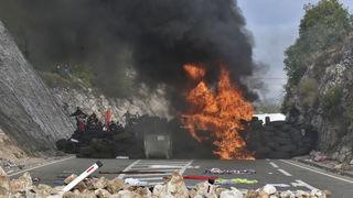 Prosvjedi u Crnoj Gori