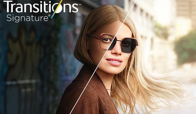 Transitions® naočalne leće