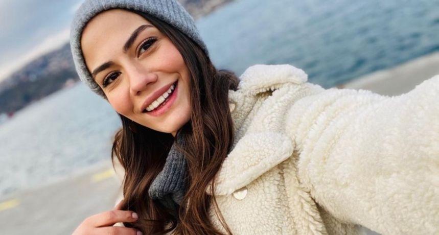 Prelijepa zvijezda serije 'Sanjalica' Demet Özdemir danas slavi 29. rođendan