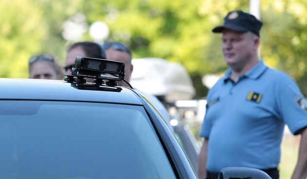 Policijske kamere