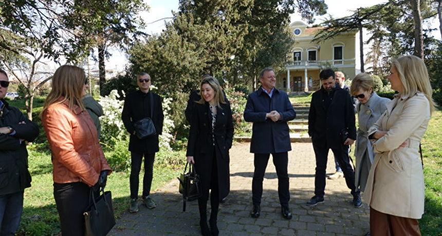 Sfinga kao turistička atrakcija: Grad Zadar planira urediti cijeli park