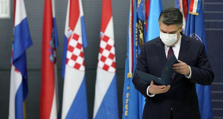 Milanović odgovorio: 'Šeks je licemjer, on je mračan čovjek'
