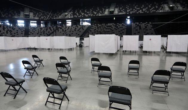 Spaladium Arena spremna za početak masovnog cijepljenja protiv koronavirusa