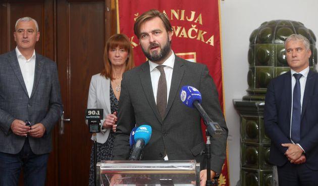 Ministar Ćorić u Karlovcu: Za HE Lešće postoji nekoliko varijanti, nadam se da će našim rješenjem stanovnici nizvodno uz Dobru biti zadovoljni