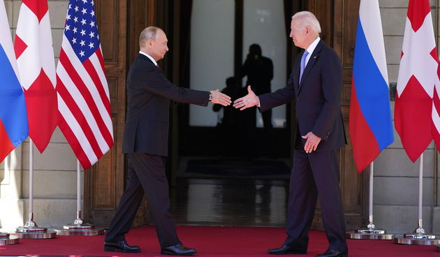 Putin i Biden