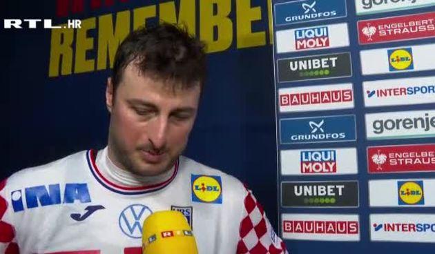 Poslušajte reakciju najtužnijeg najboljeg igrača Europskog prvenstva (thumbnail)