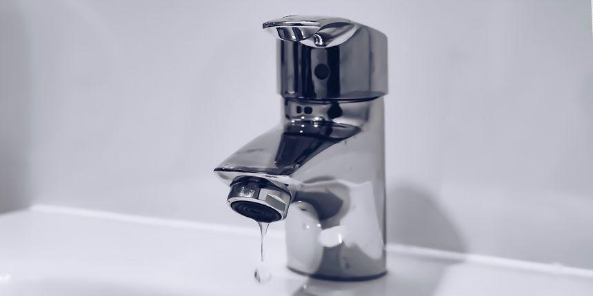 Tri gradske ulice tijekom ponedjeljka bez vode