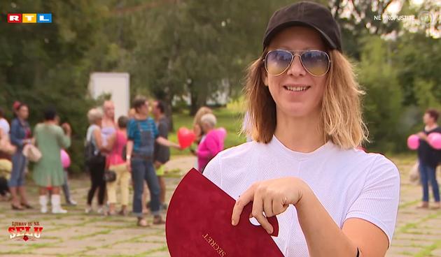 Vita Maslačak, Ivanka Milutinović, Dan Phillip - Ljubav je na selu