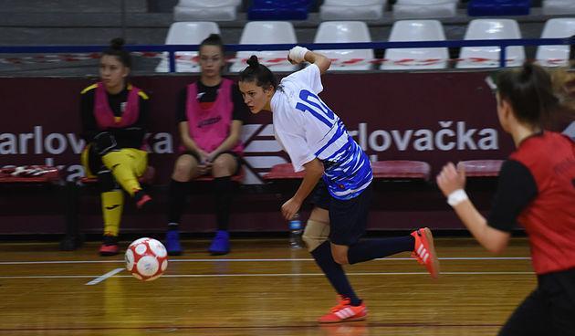 Futsal: MNK Radnik - Futsal Super Chicks 12. prosinca 2020