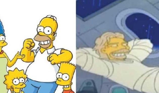 Simpsoni & Richard Branson