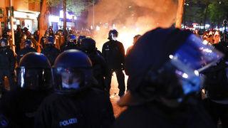 Njemačka prosvjedi