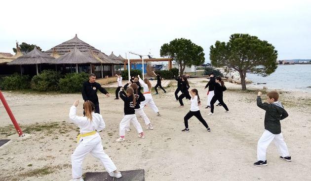 Karate klub Petrina demonstrirao svoje vještine
