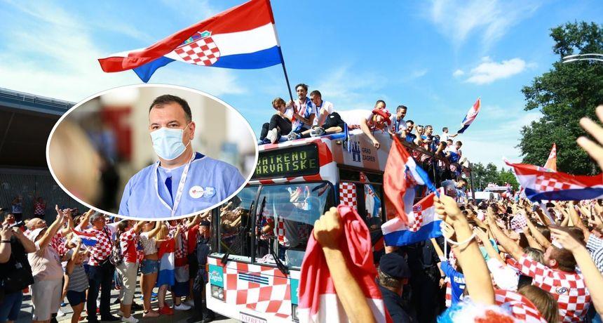 Ministar Beroš otkrio uvjet pod kojim ćemo se moći na trgovima veseliti golovima Vatrenih!