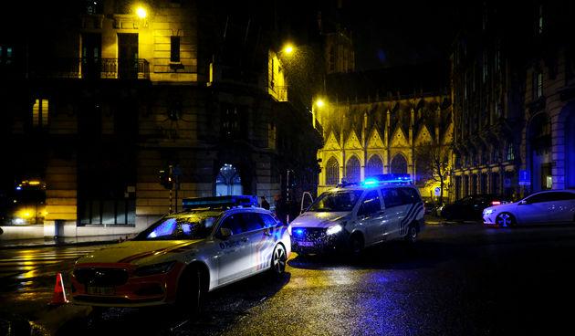 belgija policija bruxelles