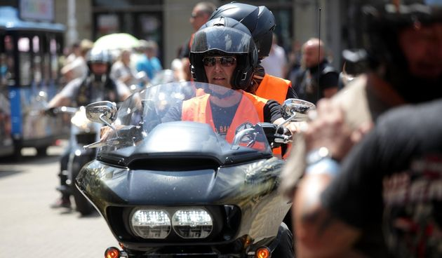 Motociklisti