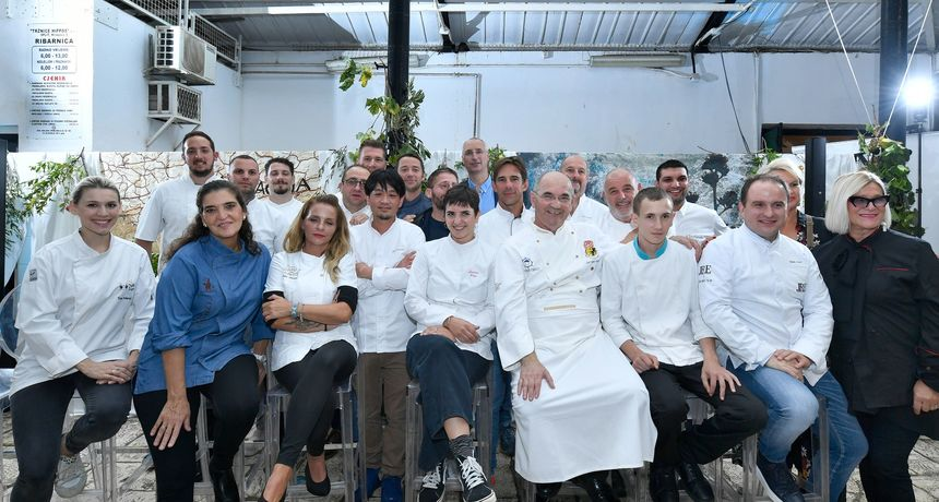 Raskoš mediteranske gastronomije predstavljena na festivalu u Splitu