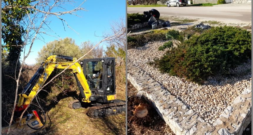 Počeli radovi na čišćenju javnih puteva te uređenju i postavljanju novih cvjetnih otoka