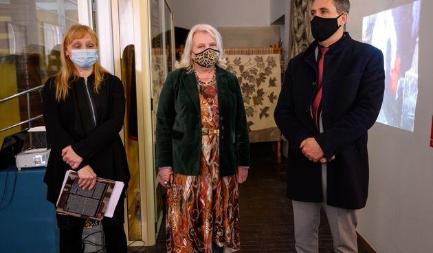 Otvorena je izložba tapiserija Velebitika u Gradskoj straži