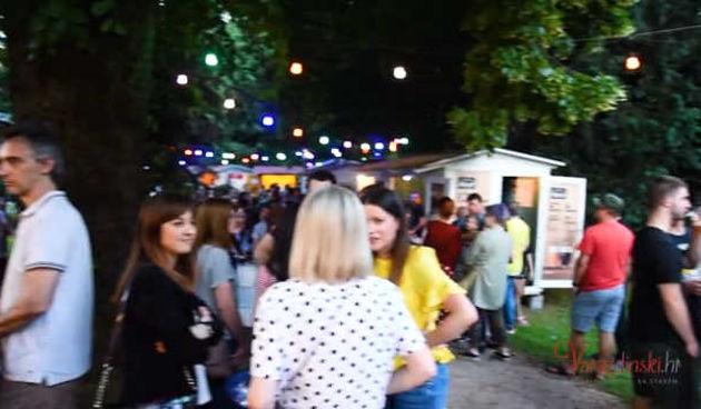 Prva večer Biergartena 2 - festivala piva u Varaždinu (thumbnail)