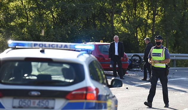Prometna nesreća na Petrakovom Brdu 30.9.2020.