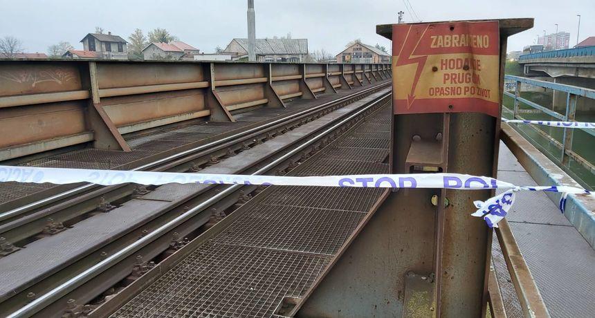 18-godišnjak poginuo u naletu vlaka, na gotovo istom mjestu kao i 19-godišnjak prije mjesec dana