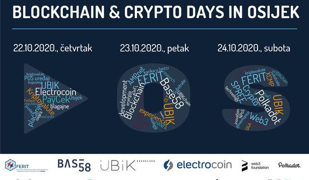 Blockchain & Crypto days u Osijeku: Saznaj sve o coinima